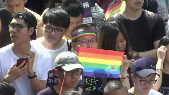 Taiwan é o primeiro país da Ásia a legalizar união homoafetiva