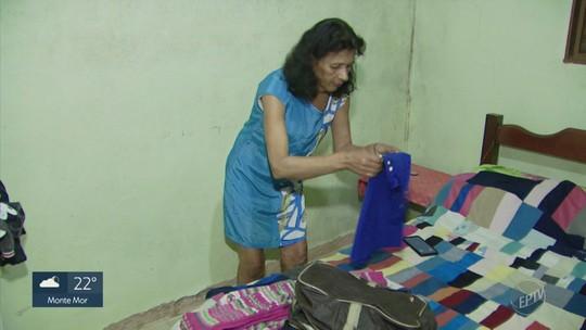 Irmã viaja 200 km e reencontra idosa mantida em cárcere privado em Vinhedo: 'Agora a gente sabe que ela está bem'