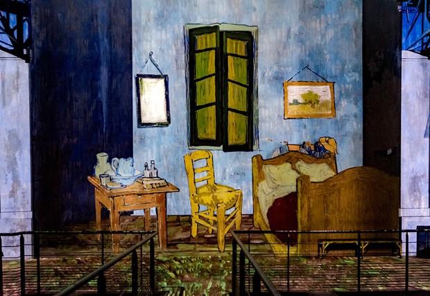 Museu Em Paris Projeta Obras De Van Gogh Em Paredes De 10 Metros De Altura Casa Vogue Arte