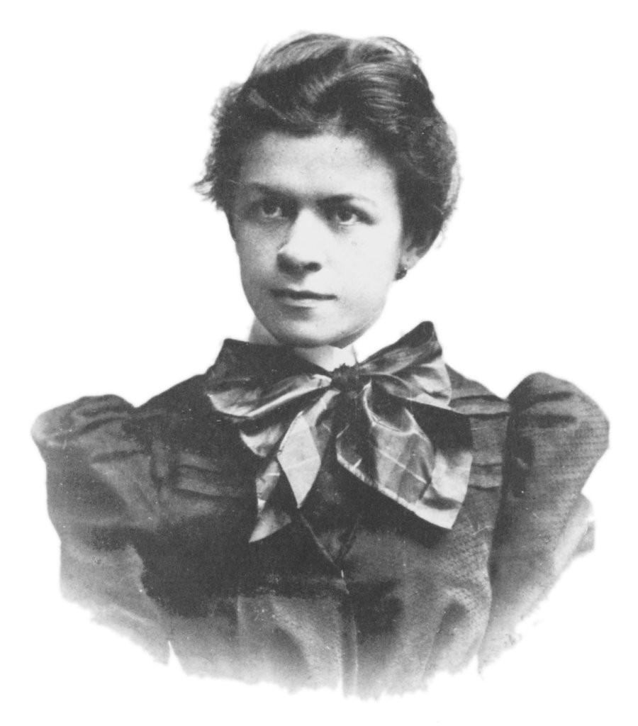 Mileva Maric (Foto: Domínio público)