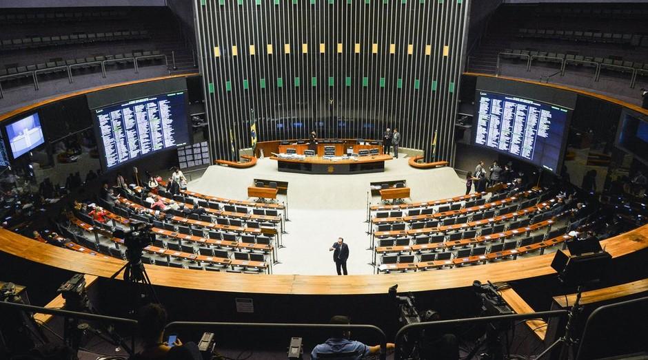 A Câmara dos Deputados deve votar nesta semana os destaques da nova Lei de Licitações (Foto: Antonio Cruz/Agência Brasil)