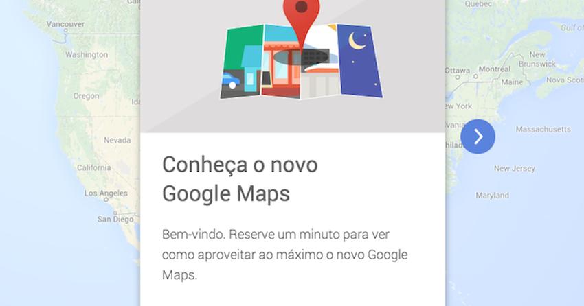 Como usar o Google Maps para medir distâncias entre locais de destino