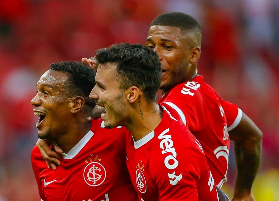 Inter exalta paciência para superar o CSA e manter os 100% de aproveitamento no Beira-Rio