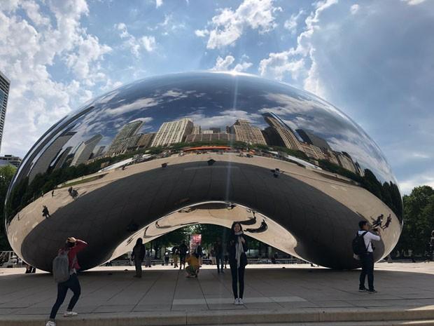 Um roteiro arquitetônico por Chicago (Foto: Taissa Buescu)