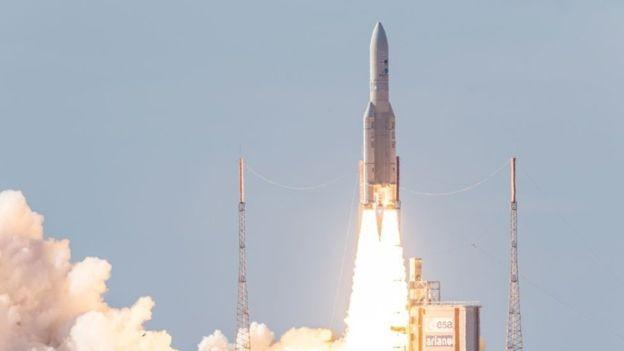 Como funcionaria um 'viável' elevador até o espaço, segundo pesquisadores - Notícias - Plantão Diário