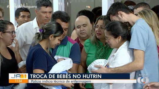 Técnica em enfermagem é indiciada por troca de bebês em hospital de Trindade
