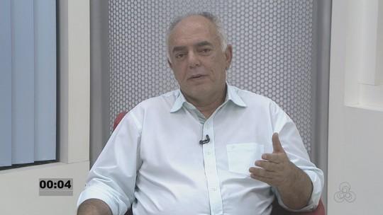 Mauro Nazif é entrevistado pelo Rondônia TV nesta segunda, 19