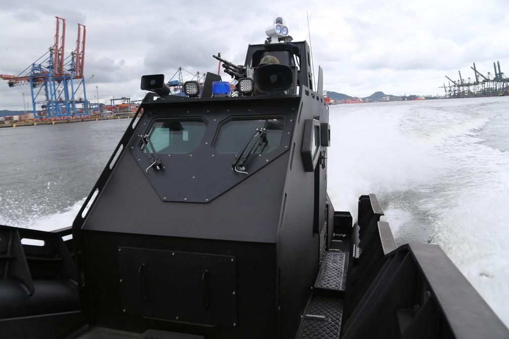 Resultado de imagem para Autoridades federais montam plano inédito para combater crimes no Porto de Santos