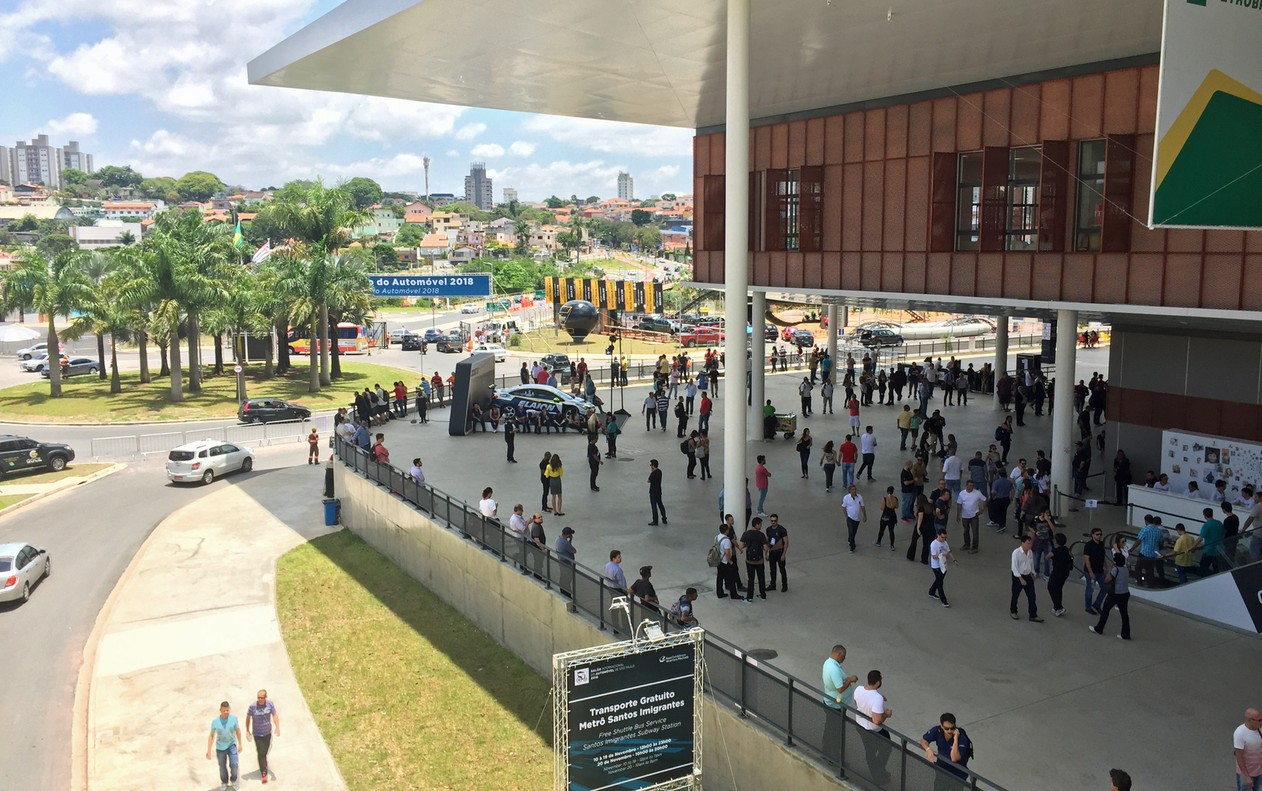 Veja o guia do Salão do Automóvel de São Paulo 2018 Img_0738