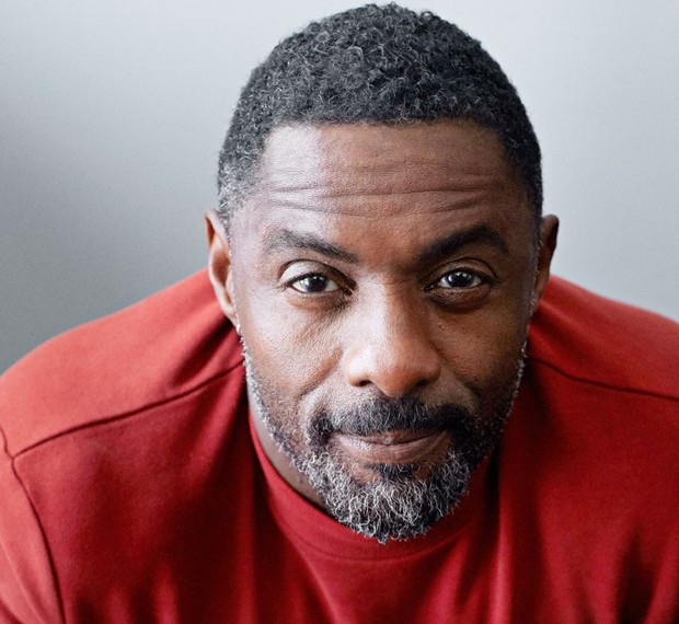 HRR  202331B8 Idris Elba for The Mountain Between Us shot at the Toronto Film Festival on September 10, 2017.Photographers: Jenny Gage + Tom Betterton (Foto: Reprodução/People)