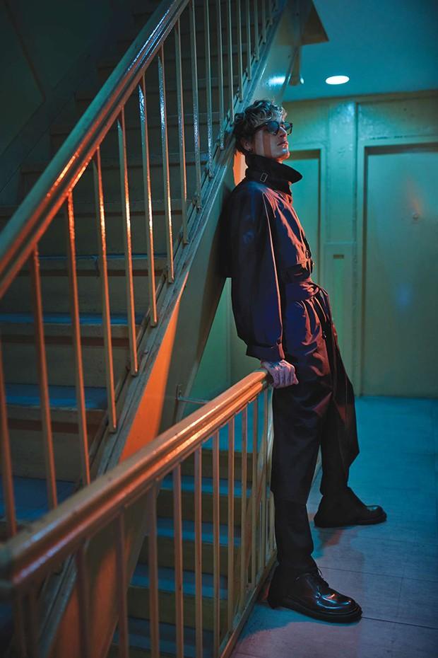 Moda filme noir (Foto: Greg Swales)