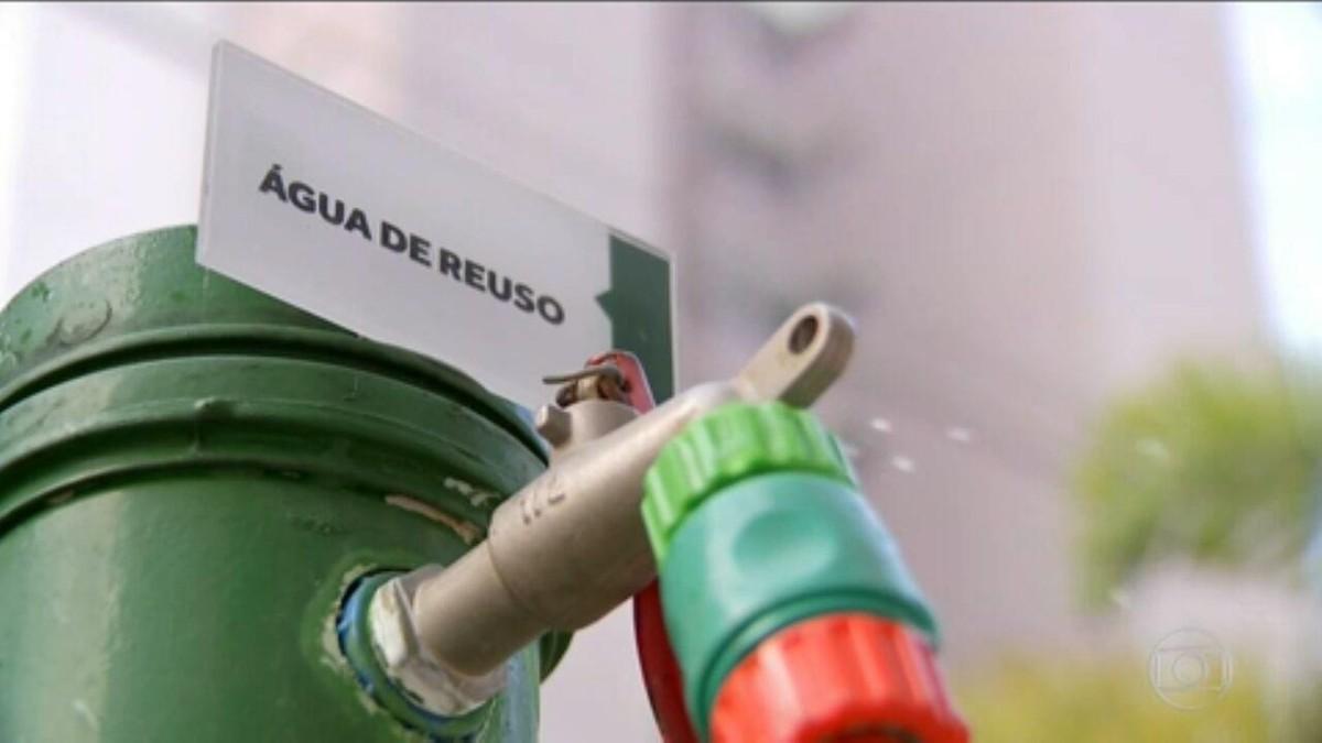 Moradores do interior de São Paulo encontram alternativas para economizar água