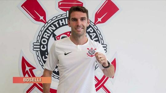 Seleção analisa a lista de reforços do Corinthians no ano