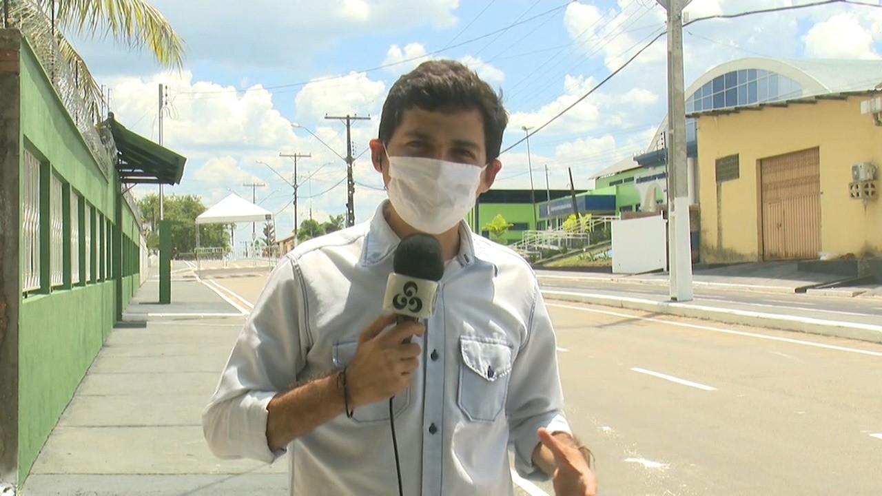 VÍDEOS: Jornal do Acre 1ª edição - AC de segunda-feira, 28 de setembro