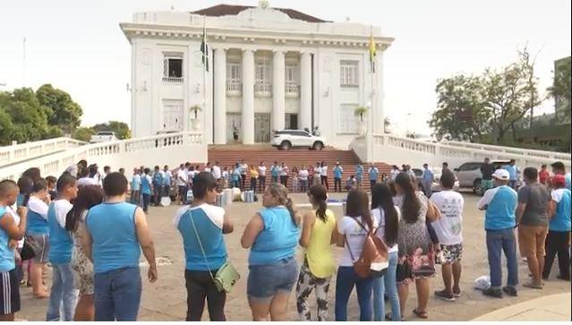 Passeata contra o preconceito abre Semana da Pessoa com Deficiência em Rio Branco  - Notícias - Plantão Diário