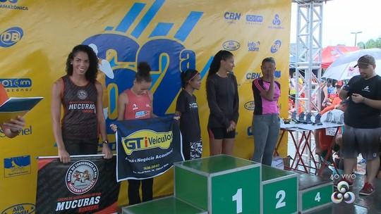 Juarez e Franciane vencem na elite da 62ª Corrida Pedestre Henrique Archer Pinto