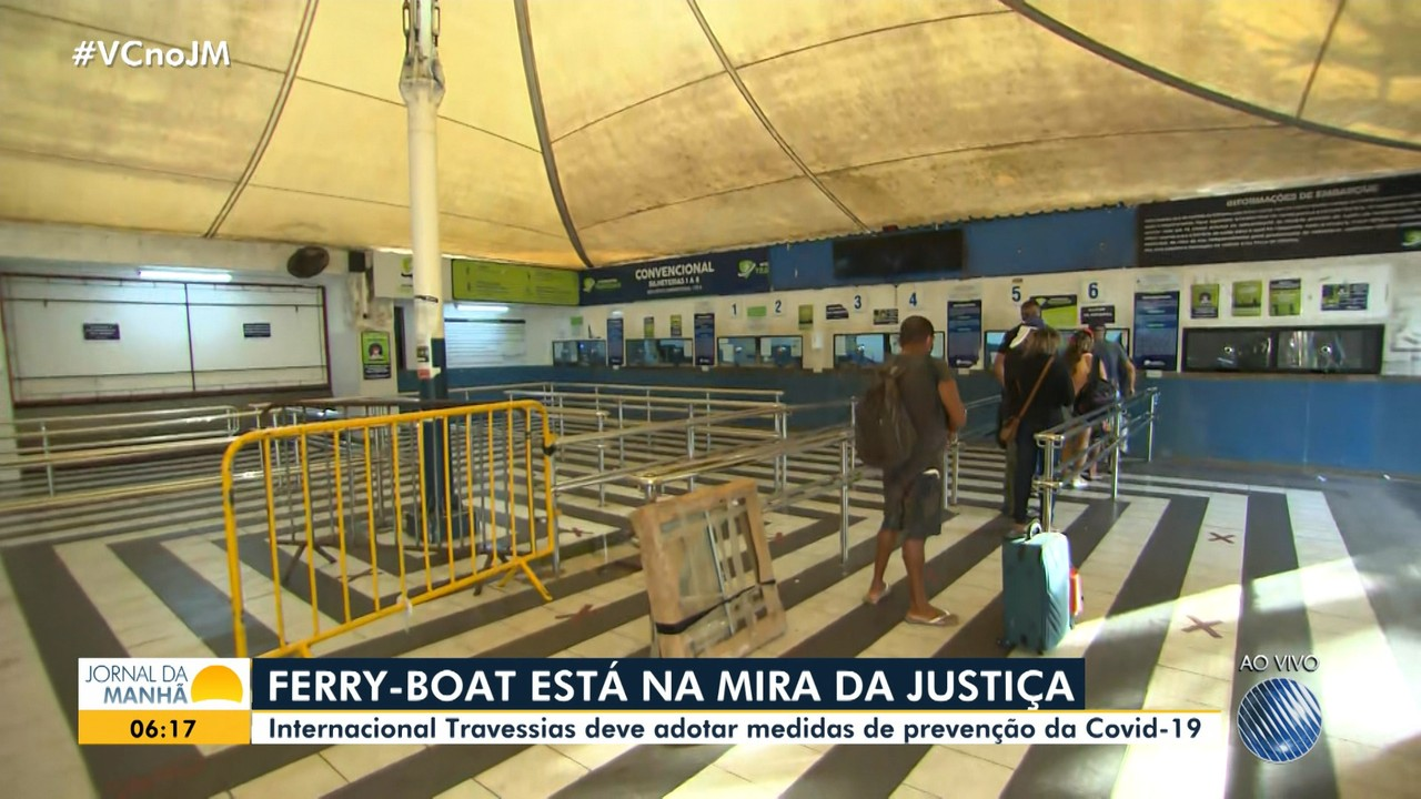 Internacional Travessias é notificada sobre decisão judicial que exige melhorias no ferry