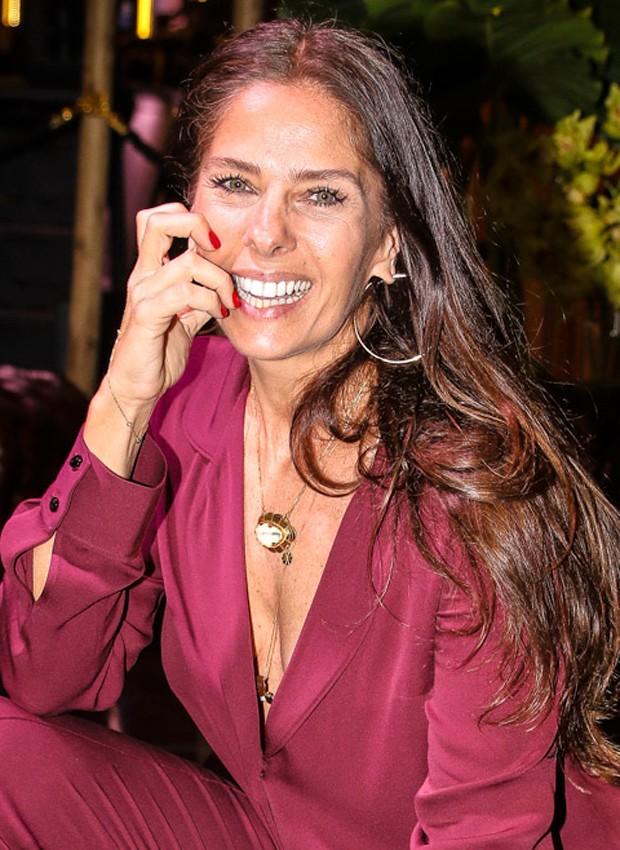 Adriane Galisteu (Foto: Thiago Duran/AgNews)