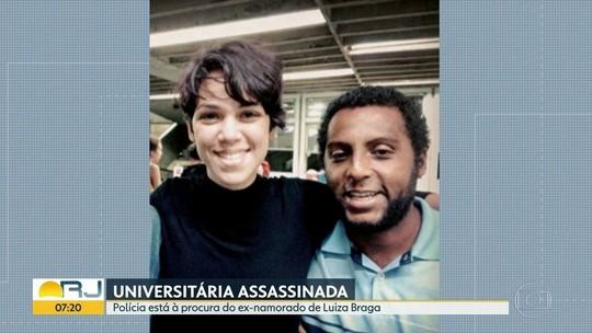 Polícia procura ex-namorado de universitária morta no Rio