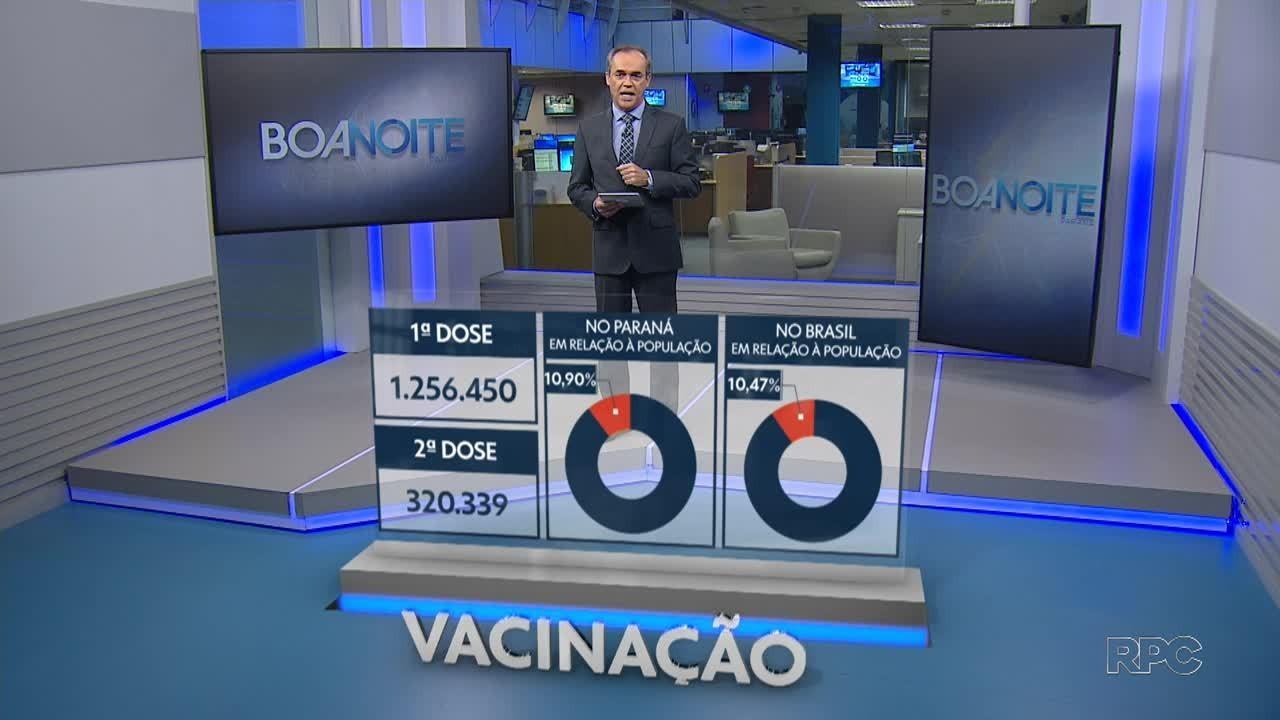 VÍDEOS: Boa Noite Paraná de sexta-feira, 9 de abril