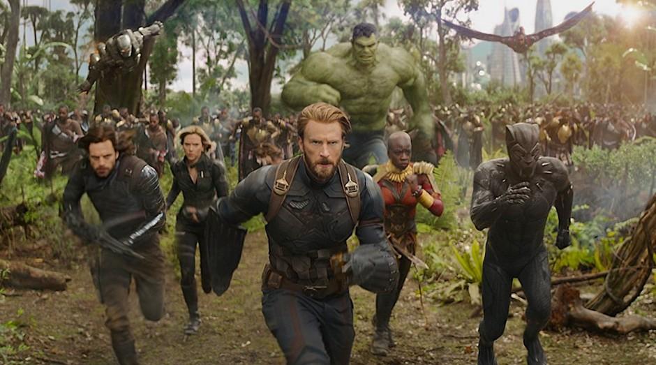 Cena de 'Vingadores: Guerra do Infinito'; quadrinista da Marvel estará presente na Feira do Empreendedor Pará (Foto: Divulgação)
