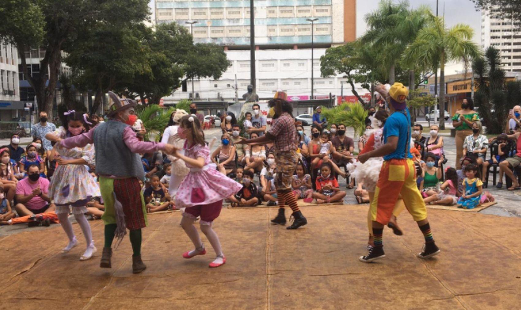 Aracaju realiza I Festival de Artes Cênicas