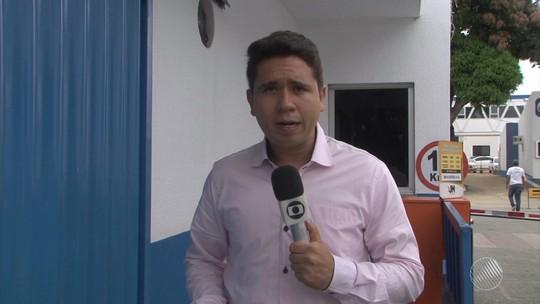Bandidos tentam arrombar caixa eletrônico dentro de hospital em Vitória da Conquista, na Bahia