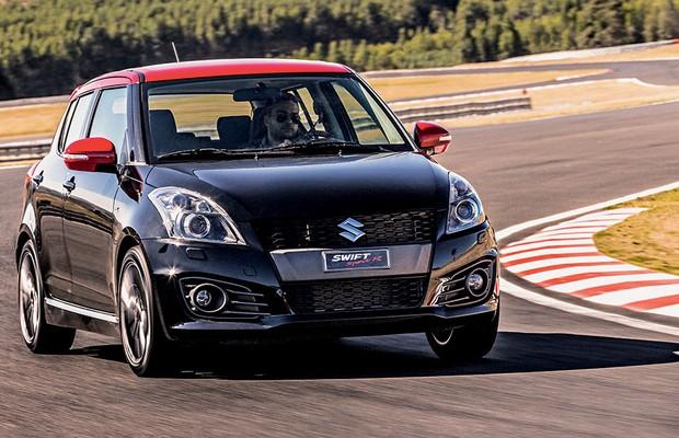 Aceleramos O Suzuki Swift Sport Que Chega Por R 74 990