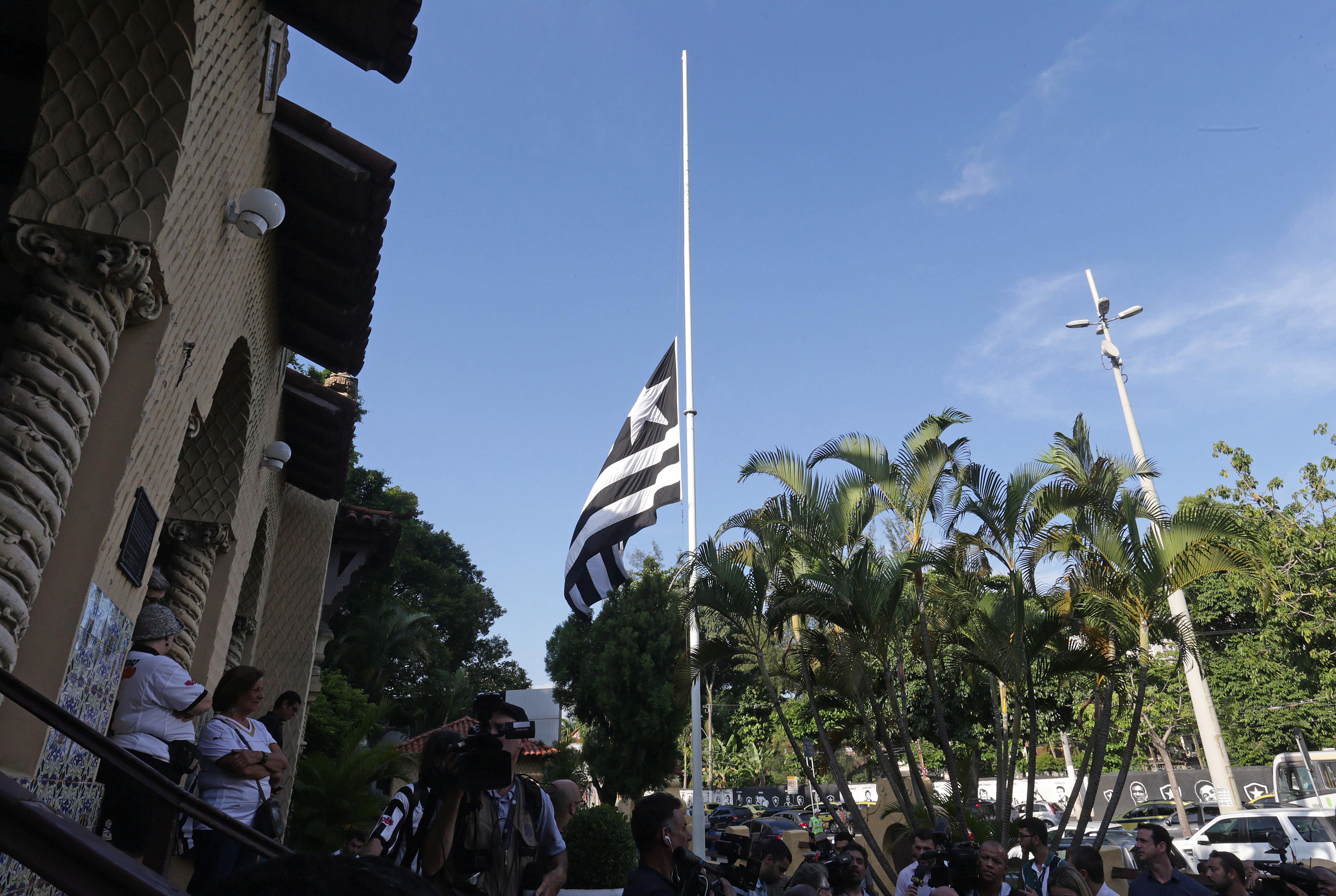 O sonho do Botafogo