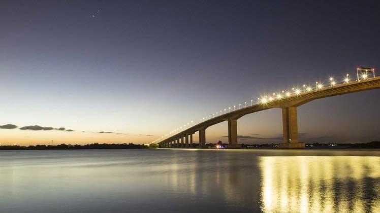 Uma ponte para Paixão