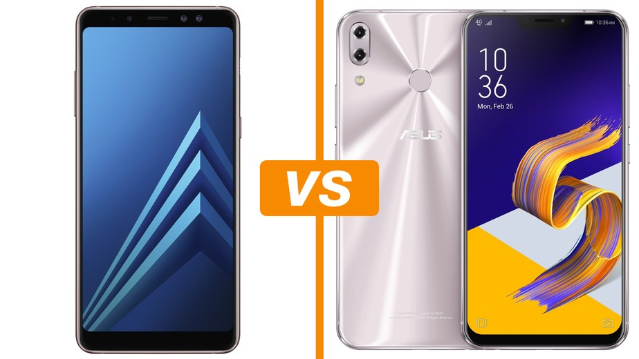 d68dbbe3bfd43 ... Galaxy A8 (2018) vs Zenfone 5 (2018): comparativo traz ficha técnica