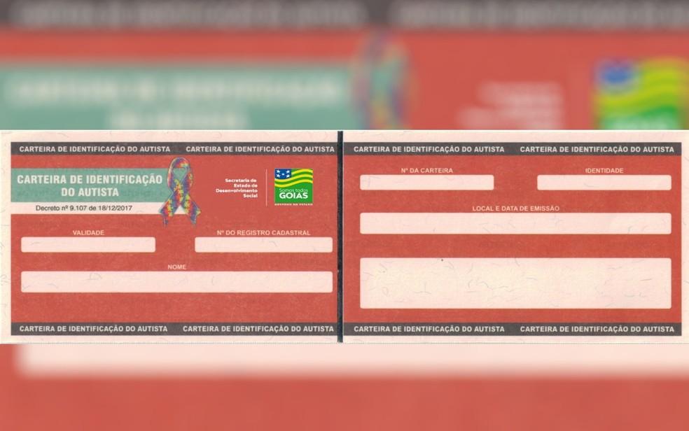 Carteira de identificação do Autista já pode ser solicitada em 10 unidades do Vapt Vupt, em Goiânia, Goiás — Foto: Secretaria de Estado da Administração - SEAD/Divulgação
