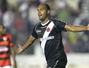Alecsandro, Vasco x Atlético-GO (Foto: Marcelo Sadio / Flickr do Vasco)