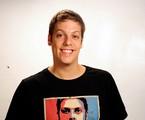 Porchat vira alvo de piadas nos bastidores  | João Cotta/ TV Globo