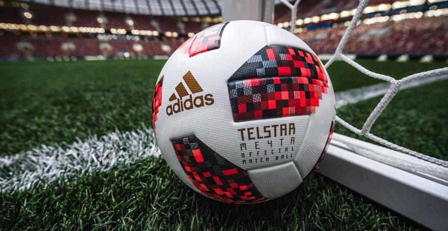 Fifa apresenta nova bola que será usada no mata-mata da Copa do Mundo