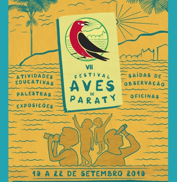 Festival das Aves reúne palestras e oficinas gratuitas em Paraty - Notícias - Plantão Diário