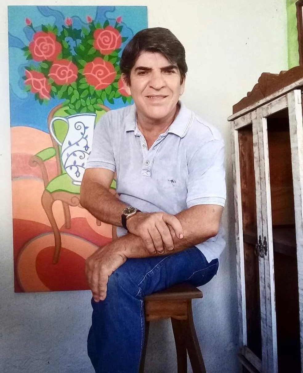 Wander Melo é de Rondonópolis — Foto: Wander Melo/ Arquivo pessoal