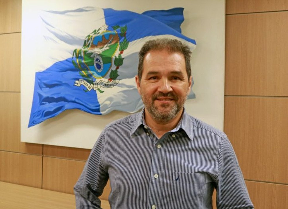 Secretário de Agricultura, Pecuária, Pesca e Abastecimento, Eduardo Lopes — Foto: Divulgação