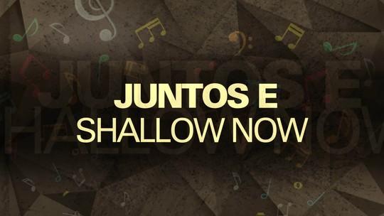 Juntos e shallow now: telespectadores cantam versão de Paula Fernandes para hit de Gaga