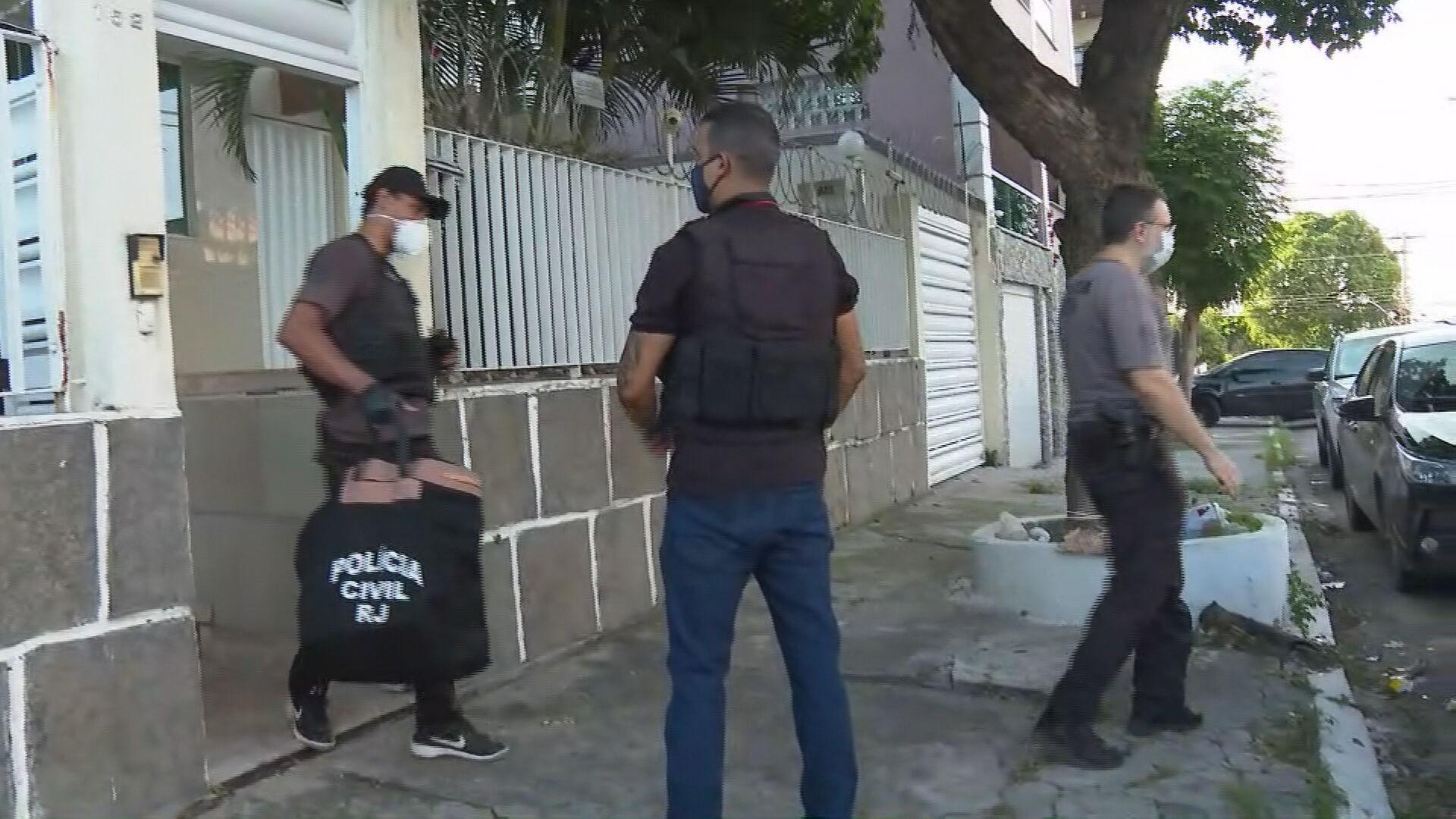 Operação mira suspeitos de extorsão a políticos sob ameaça de divulgação de notícias falsas na internet