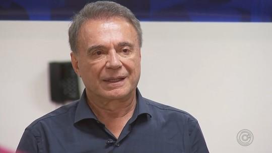 Candidato à Presidência Alvaro Dias faz campanha no interior de SP
