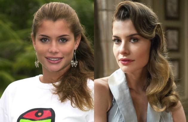 Alinne Moraes interpretou Clara, que se apaixonou por uma amiga da escola. O trabalho mais recente da atriz na TV foi em 'Espelho da vida' (Foto: TV Globo)