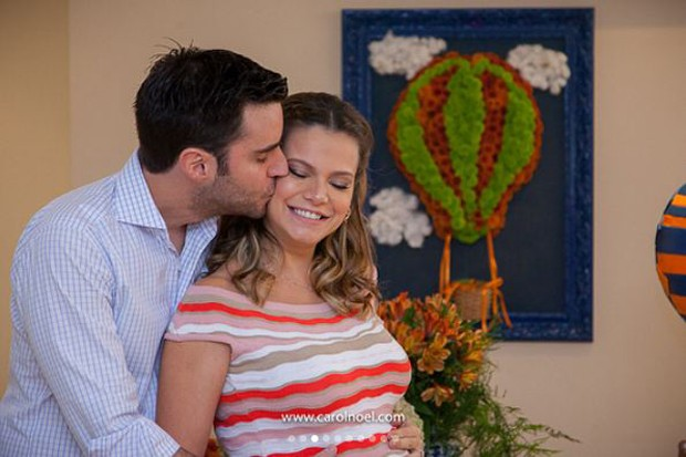 Milena Toscano e o marido, o empresário Pedro Ozores (Foto: Reprodução/Instagram)