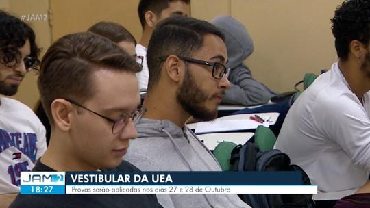Estudantes intensificam estudos para vestibular da UEA