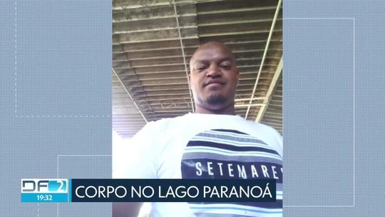 Corpo de homem acusado de feminicídio no Novo Gama é encontrado no Lago Paranoá