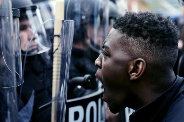 Cena do documentário 'Eu não sou seu negro' (Foto: Reprodução)