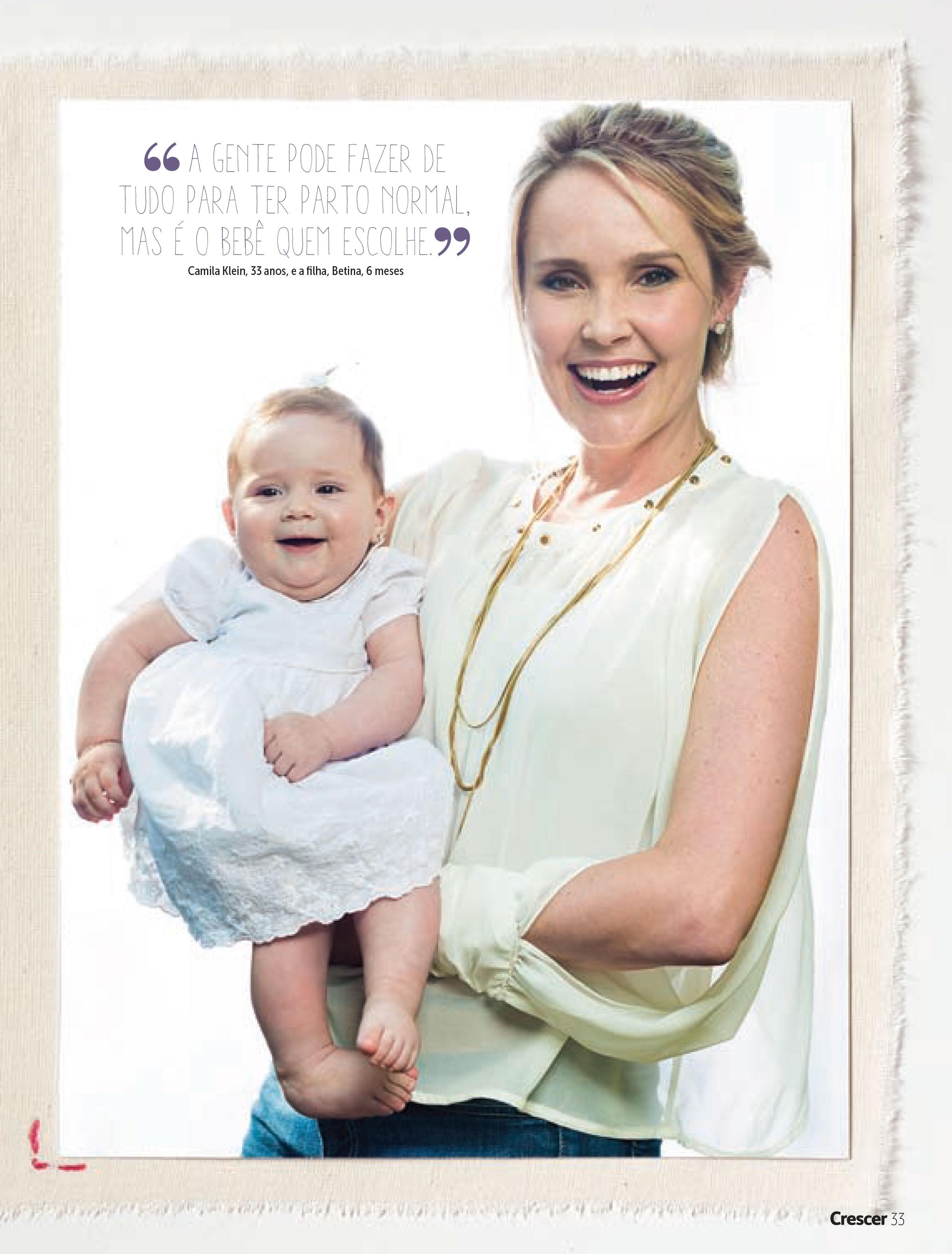 Como nascem os bebês? (Foto: Crescer)
