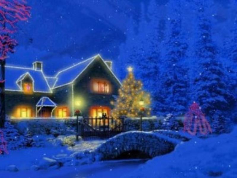 Prote 231 227 O De Tela 3d Christmas Cott Download Techtudo