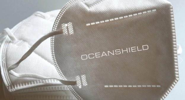 Empresa produz máscaras biodegradáveis à base de plantas e oferece crédito a quem retornar o produto
