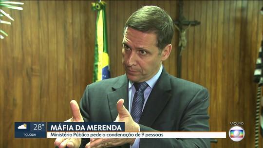 Ministério Público denuncia Capez por corrupção passiva e lavagem de dinheiro na 'máfia da merenda'